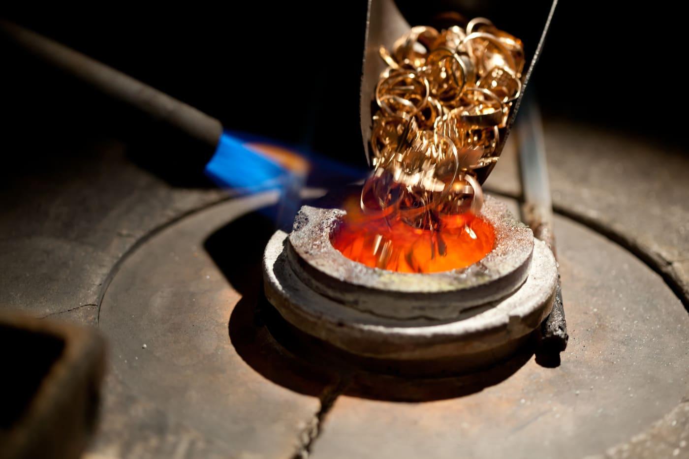 DXL pour affinage métaux précieux