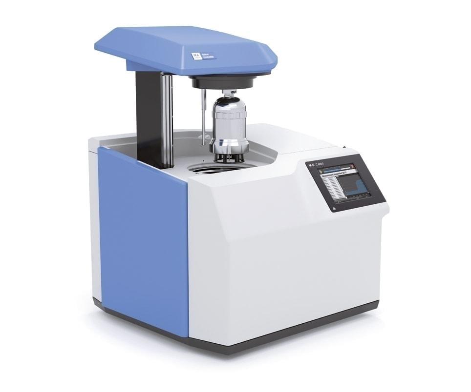 c6000 ika calorimetre