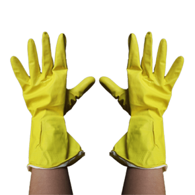 Gants multi usages latex