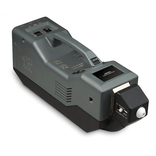 vue de profil du spectromètre ims portable
