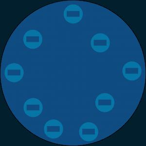 ancien schéma de l'atome
